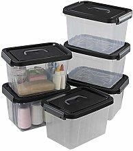 Ucake Small Portable First Aid Storage Craft Box