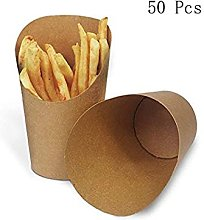 UCTOP STORE 50 Pcs 14oz Disposal Take-Out Party