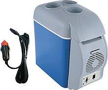 Ueohitsct 12V Cool Box, 7. 5L Mini Home Camping