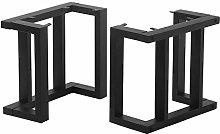 Ufuns Furniture Legs H40cm xW45cm(2pcs) Rustic