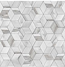 UGEPA L59209 Ugépa Hexagone Wallpaper
