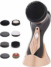 Uing Electric Shoe Polisher Shine Kit Dust Cleaner