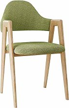 UIZSDIUZ chair Home Simple Dining Chair Wooden