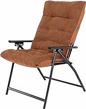 UIZSDIUZ chair Lunch Break Folding Chair 5-speed