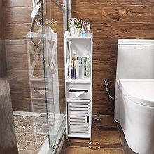 UK SHIP Bathroom Storage Tall Bathroom Cabinet