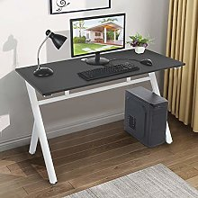 "Uk Simple Gaming Computer Desk,47.2"" Sturdy"