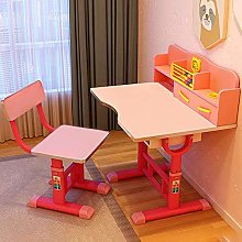 Uk Stock Childrens Desk And Chair Set, Simple