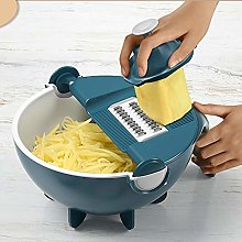 UKKD Food Slicer Multifunctional Vegetable Slicer