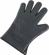 UKKD Oven gloves 1Pcs Heat Resistant Silicone