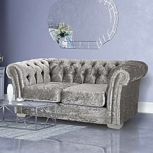 Ulises 2 Seater Chesterfield Sofa Rosdorf Park