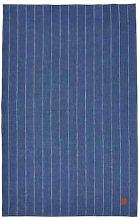 Ulster Weavers - Blue Pinstripe Linen Tea Towel