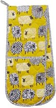 Ulster Weavers - Dotty Sheep Double Oven Glove -
