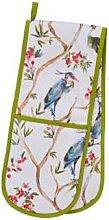 Ulster Weavers - Oriental Birds Double Oven Glove