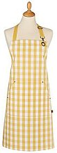 Ulster Weavers Ulster Weavers Yellow Gingham Apron