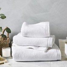 Ultimate Turkish Cotton Bath Towel, White, Bath