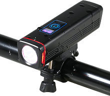 Ultra Bright Bike Lights Rechargeable IPX6 Water