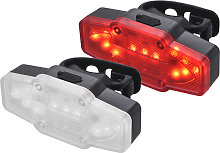 Ultra Bright Bike Tail Light USB Rechargeable