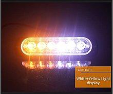 Ultra-long Standby Electric Torch Light LED Strobe