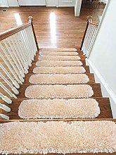 ULTRA SOFT Shipskin Carpet Stair Treads NON-SLIP