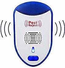 Ultrasonic Insect Repellent Plug-in Control