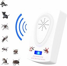 Ultrasound Mouse Cockroach Repeller Device Insect