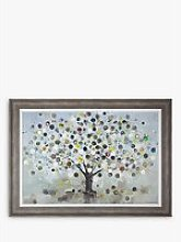 Ulyana Hammond - The Watch Tree (Large) Framed