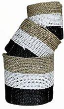 Uma Cantik - Asmara Basket Tricolor Set