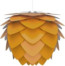 UMAGE Aluvia medium pendant lamp yellow