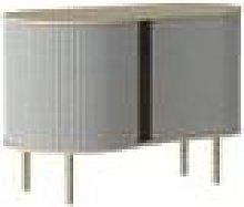 UMAGE - Audacious Cabinet - Oak - Silver Grey
