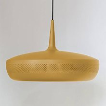 UMAGE Clava Dine hanging light in yellow
