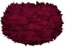 UMAGE - Eos Feather Pendant- Medium - Red