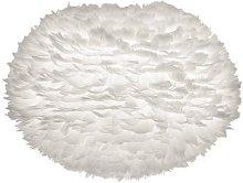 UMAGE - Eos Feather Pendant - Mini - White - White