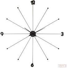 Umbrella Spoke Extra Large Wall Clock
