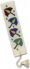 Umbrellas Bookmark