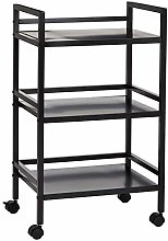 UMI. by Amazon Kitchen Trolley,Metal Serving