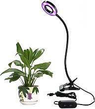 UMIWE Led Grow Light Clip Plant Lamp with Flexible