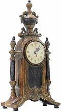 Unbne Vintage Style Mantel Clock,Elegant,