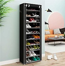 unbrands 10 Layers Shoe Racks Organiser 9 Lattices