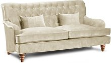Uncompahgre 2 Seater Chesterfield Sofa Rosalind