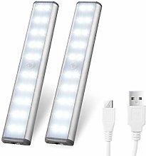 Under Cabinet Lighting,20 LED Motion Sensor