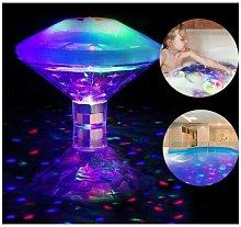 Underwater LED Pool Lighting Bathtub Lighting