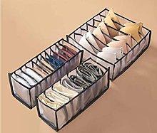 Underwear Drawer Organisers Set Of 3 Closet