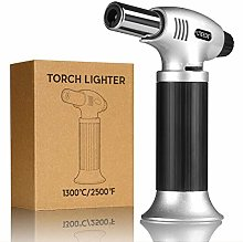 UNEEDE Blowtorch Butane Chef Torch Refillable Gas
