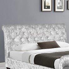 Unger Upholstered Bed Frame Rosdorf Park Colour: