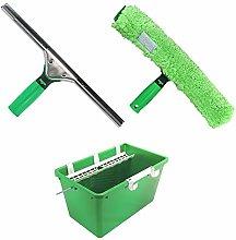 UNGER Window Cleaning Kit 4 Piece Starter Set -