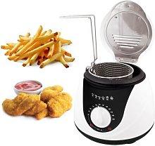Unibos Deep Fat Fryer 1 Litre Non-Slip Easy Clean