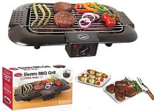 Unibos Electric Smokeless Portable BBQ Indoor