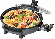 Unibos Multi-Function Electric Cooker Pan with Lid