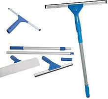 Unibos Telescopic Window Cleaning Kit Plastic