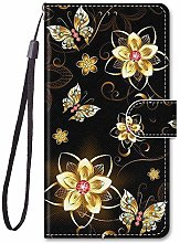 Unichthy Alcatel 1SE 2020 Case Flip PU Leather